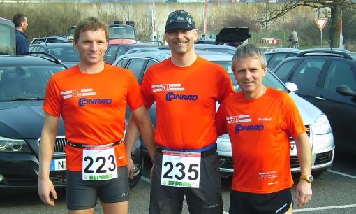 Halbmarathon Amberg 2009