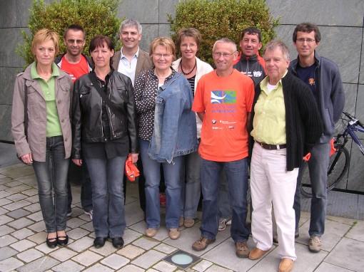 Landkreislauf Schwandorf 2009