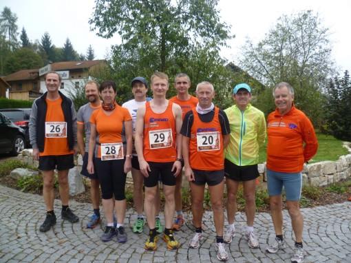 Berglauf Premberg 2014
