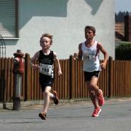Burglauf Wernberg 2015 Lauf 1