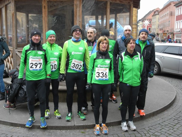 Silvesterlauf Amberg 2015