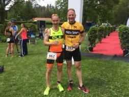 Triathlon Weiden 2017